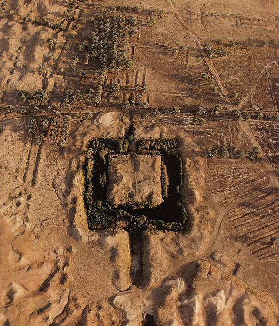 """Babylonian ziggurat of Etemenanki, or where did the myth of the """"Tower of Babel"""" come from? Tower of Babel, Babylon, Bible, Ziggurat, History"""