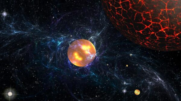 The Earth's magnetic field is unable to reflect even weak streams of solar plasma 12