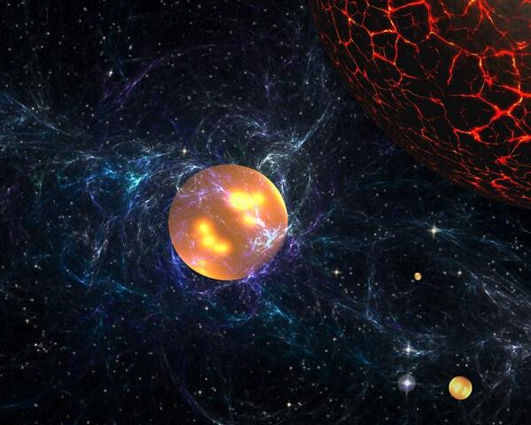 The Earth's magnetic field is unable to reflect even weak streams of solar plasma 3