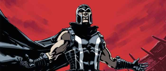 Magneto Calling: Does the vaccine turn injected people into X-Men? 1