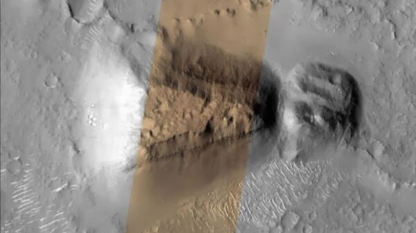 The curious case of the massive structure similar to an ancient Japanese tomb on Mars 7