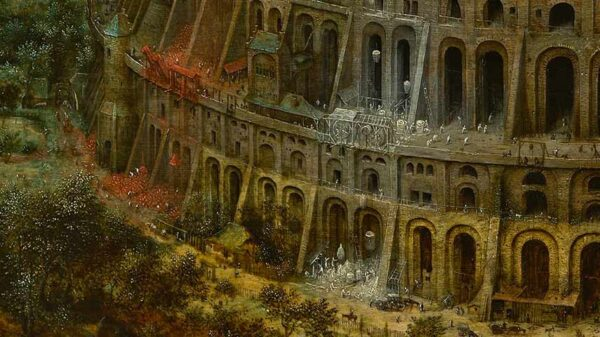 """Babylonian ziggurat of Etemenanki: The """"Babel Tower"""" myth known also to American Indians 5"""