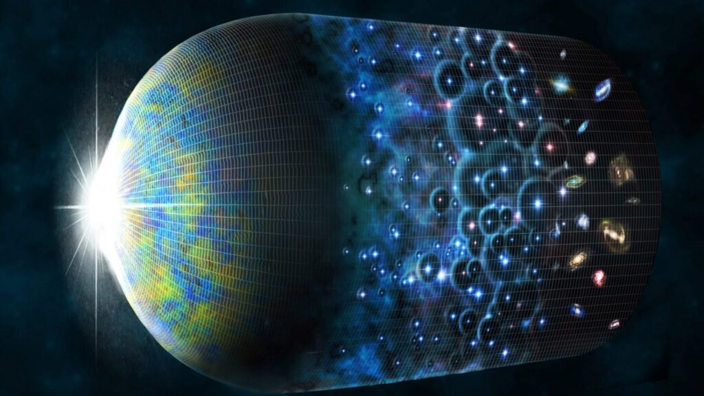 Physicists have suggested Dark matter is controlled by special forces in another dimension 1