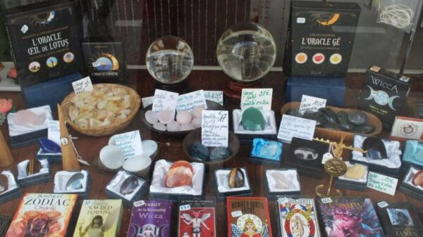 """The revival of the occult in France: youth turn to tarot and astrology during the """"pandemic"""" 10"""
