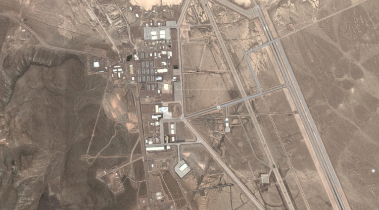 Area 51: The myth of the Forbidden Area built on the wreckage of a UFO 5