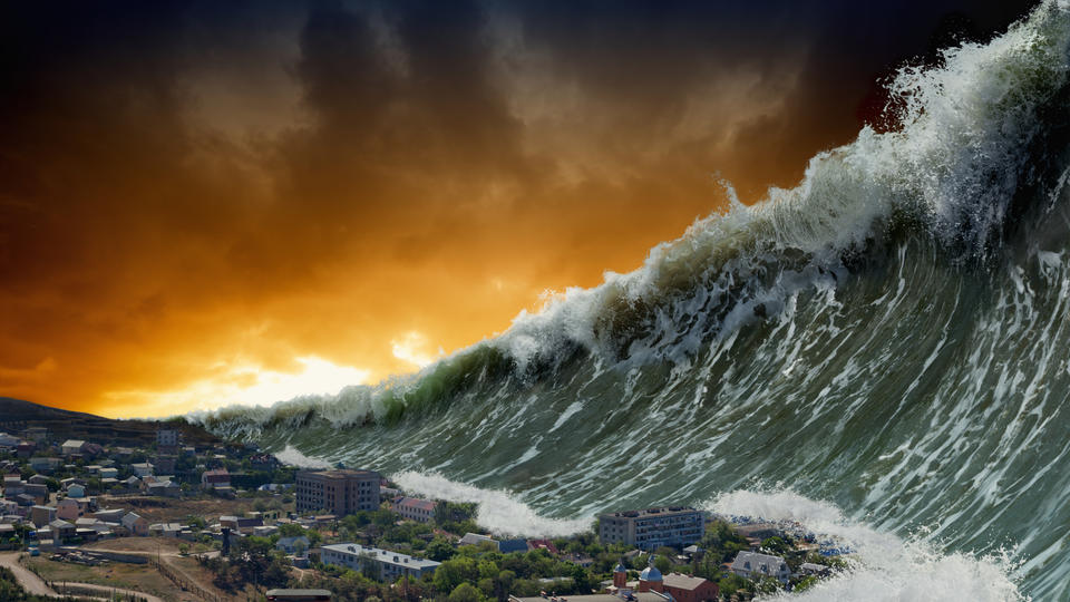 The slowest earthquake in the world lasted 32 years and ended in a cataclysm, scientists warn - everything repeats 1