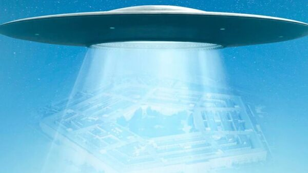 """US UFO report released: 144 sightings including 5 """"mysterious phenomena"""" and a possible threat to national security 20"""
