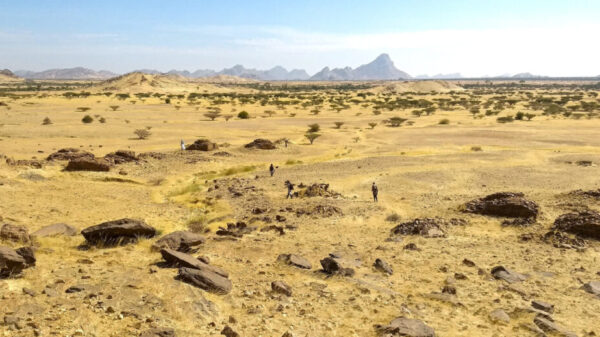 Like galaxies: Thousands of ancient galactic tombs found in Sudan 8
