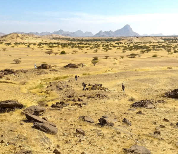 Like galaxies: Thousands of ancient galactic tombs found in Sudan 2