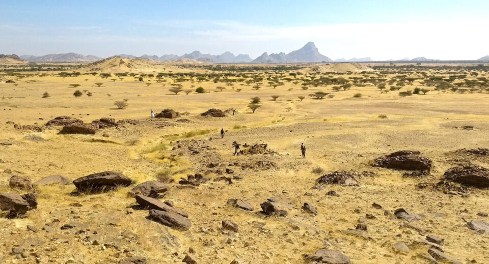 Like galaxies: Thousands of ancient galactic tombs found in Sudan 1