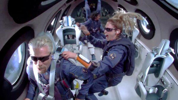 Branson and Bezos crash space tourism prices 11