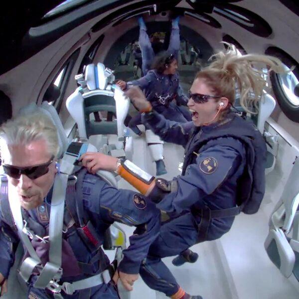 Branson and Bezos crash space tourism prices 2