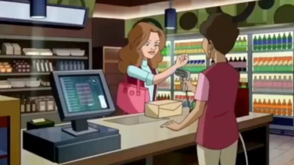 """Masters of Order: Netflix Kids Cartoon """"Stretch Armstrong"""" Shows People Lining up To Get a Digital Identification Implant 8"""