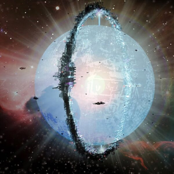 Extraterrestrials could have built a Dyson sphere around a black hole 3