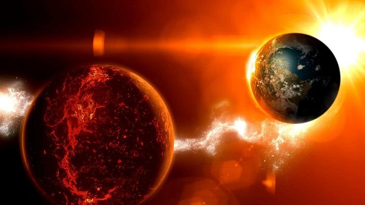 NASA hides the existence of the planet Nibiru