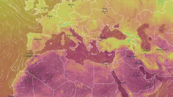 Huge temperature anomaly over Europe: the climate is preparing to explode 7