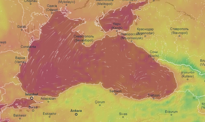Huge temperature anomaly over Europe: the climate is preparing to explode 3