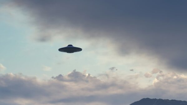 New footage of UFOs swarming over USS Omaha has been published 45