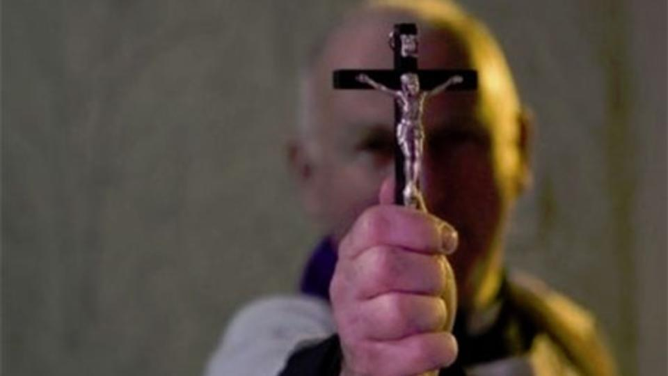 Technological savvy: Exorcist talks about SMS messages from demons 1