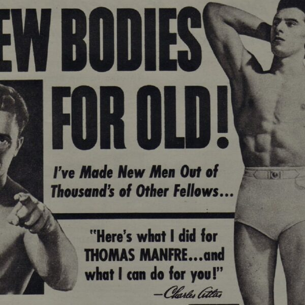 Does your body belong to society? Is it just an empty vessel and you can unload anything in it? 2