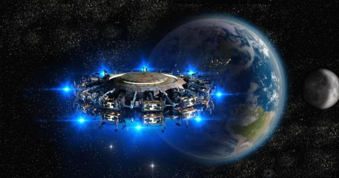 """""""We're not from here"""": Is the Earth a prison planet and the Moon a station for overseers? 1"""