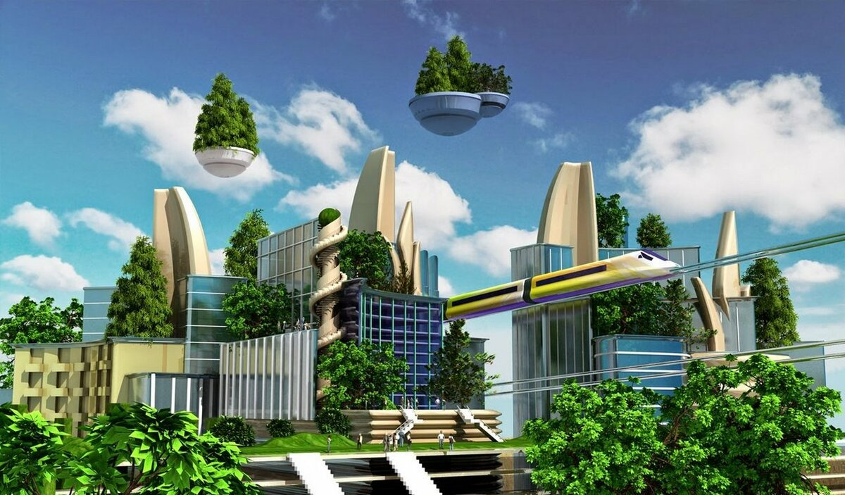 No money, no car, no home: a happy human life without privacy and personal belongings in 2030 3