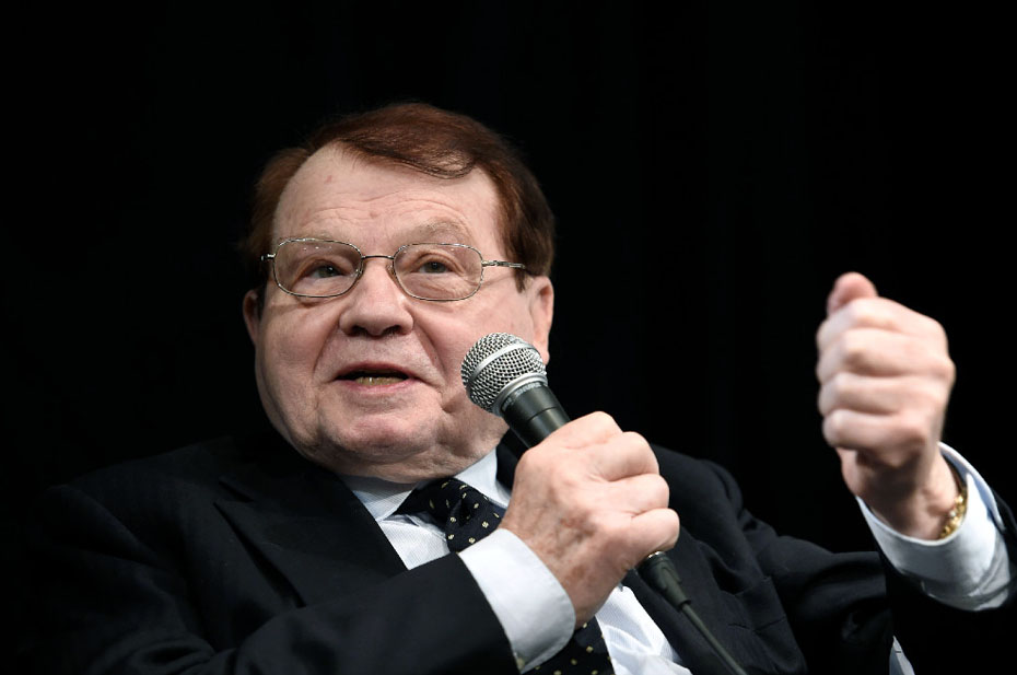 """Nobel laureate Luc Montagnier: """"Covid strains are the result of mass vaccination."""" 2"""