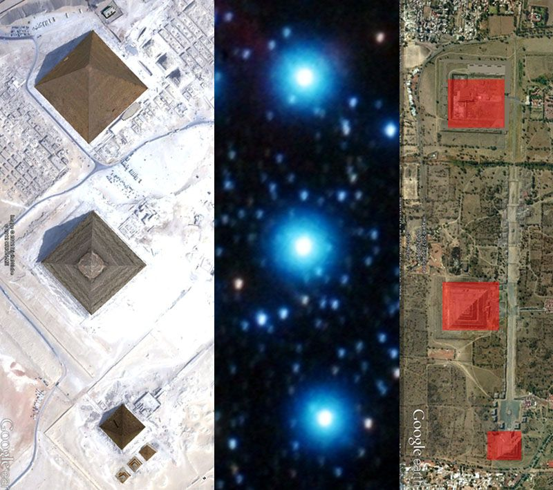 'Faithful Shepherd of Heaven': This is the mysterious Orion Constellation 2