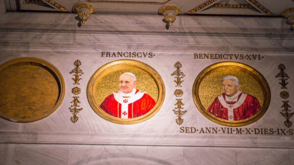 In December, Pope Francis will leave and there will be months before the End of the World 8