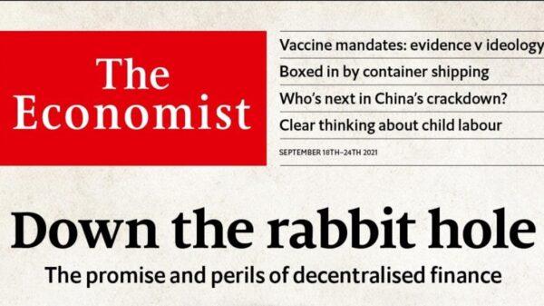 World crisis and quantum law 'civilization': Decrypting the new cover of the Economist magazine 44
