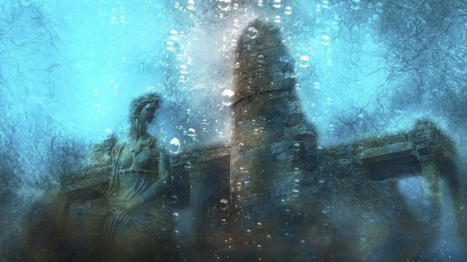 Atlantis, monsters and killer waves: mysteries of the deep sea 11