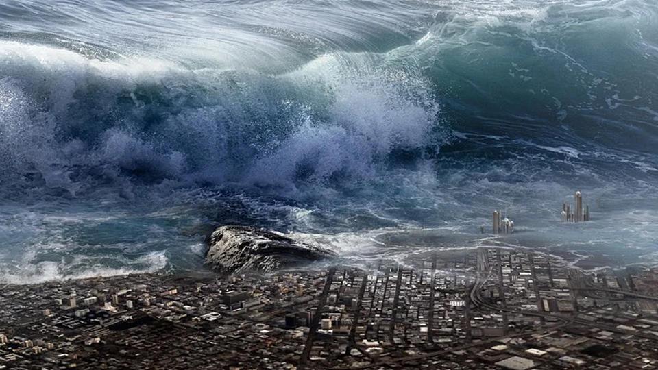 Atlantis, monsters and killer waves: mysteries of the deep sea 13