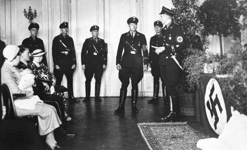 """""""Cleansing"""" the blood: a secret Nazi project to raise superchildren 7"""
