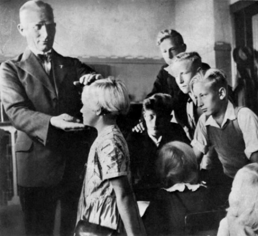 """""""Cleansing"""" the blood: a secret Nazi project to raise superchildren 9"""