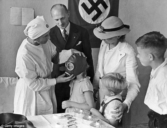 """""""Cleansing"""" the blood: a secret Nazi project to raise superchildren 12"""