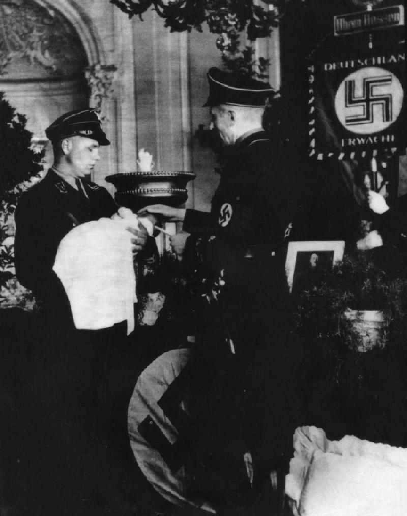 """""""Cleansing"""" the blood: a secret Nazi project to raise superchildren 13"""