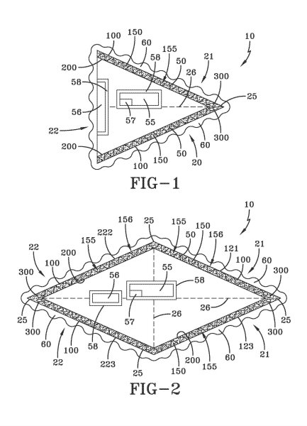 Pace hybrid submarine concept