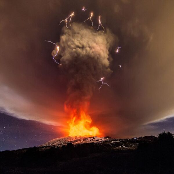 Massive Volcanic eruption is expected in the Canary Islands after 4200 microearthquakes 3