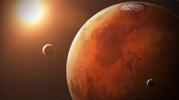 Scientists have found natural shelters on Mars that protect from radiation 5