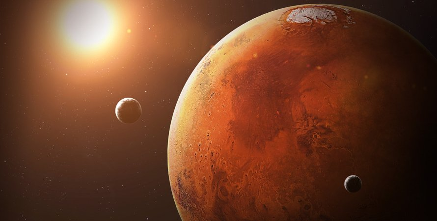 Scientists have found natural shelters on Mars that protect from radiation 1