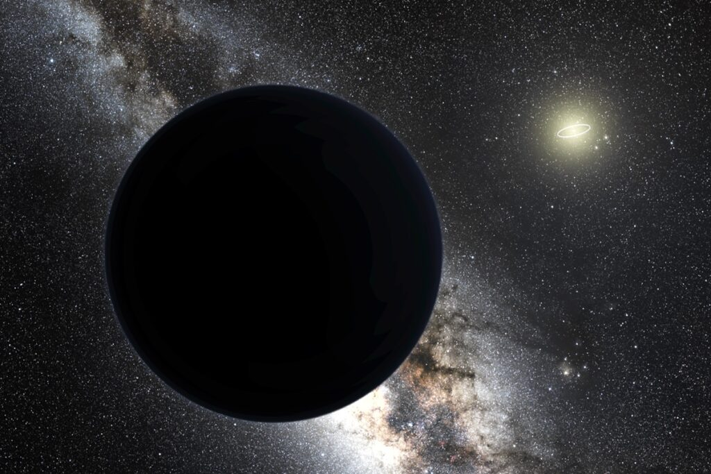 """""""Easy to see, hard to find"""": Planet Nine's orbit mapped to solar system 1"""