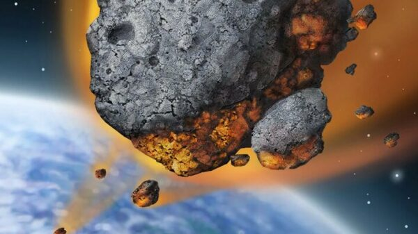 Asteroid 2021 SG, the size of the one that destroyed Sodom and Gomorrah, just missed Earth, Unnoticed 4