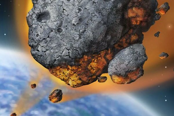 Asteroid 2021 SG, the size of the one that destroyed Sodom and Gomorrah, just missed Earth, Unnoticed 3