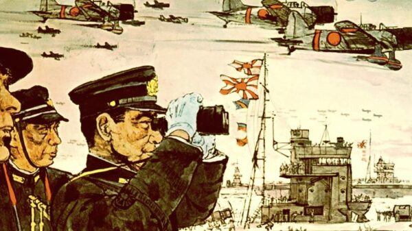 Political scientist recommended to prepare for a third world war over Japan 14