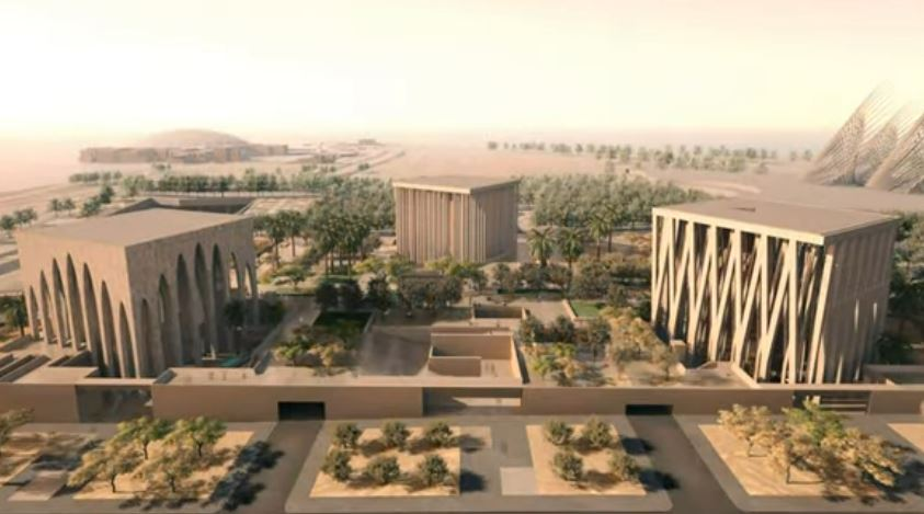 One religion to rule them all: Temple of a new global religion set to open in 2022 1