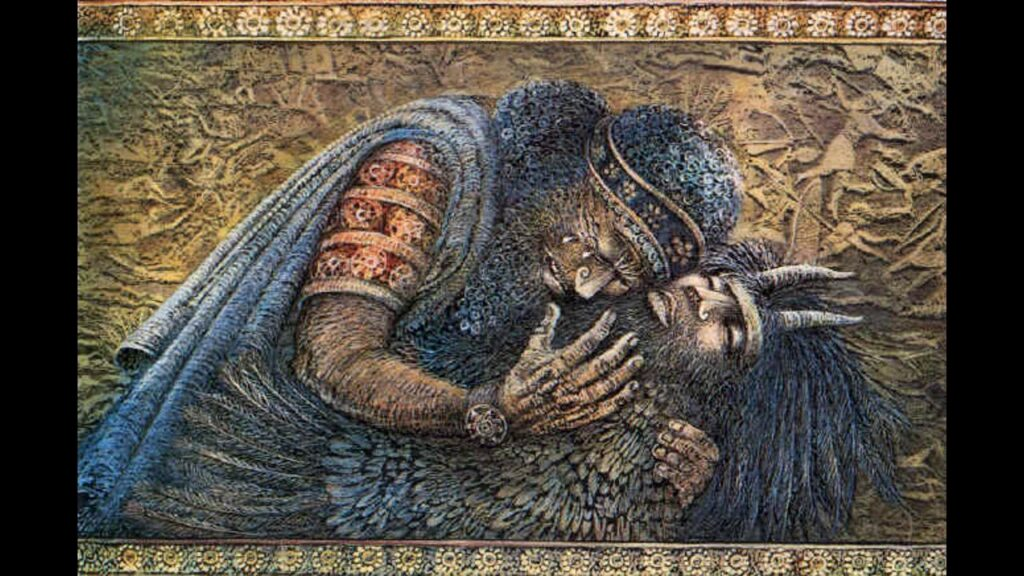 What did the ancient Sumerians write about the creation of the world? 1