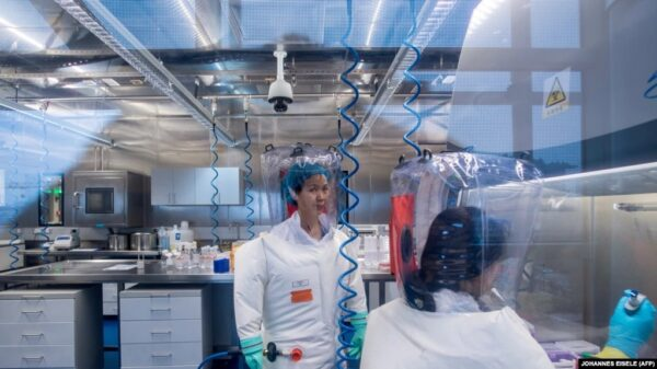 Leaked 2018 grant proposal to DARPA shows scientists from China, US planned to create new coronaviruses in 2018 6